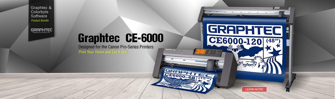 Graphtec CE-6000 Plotters