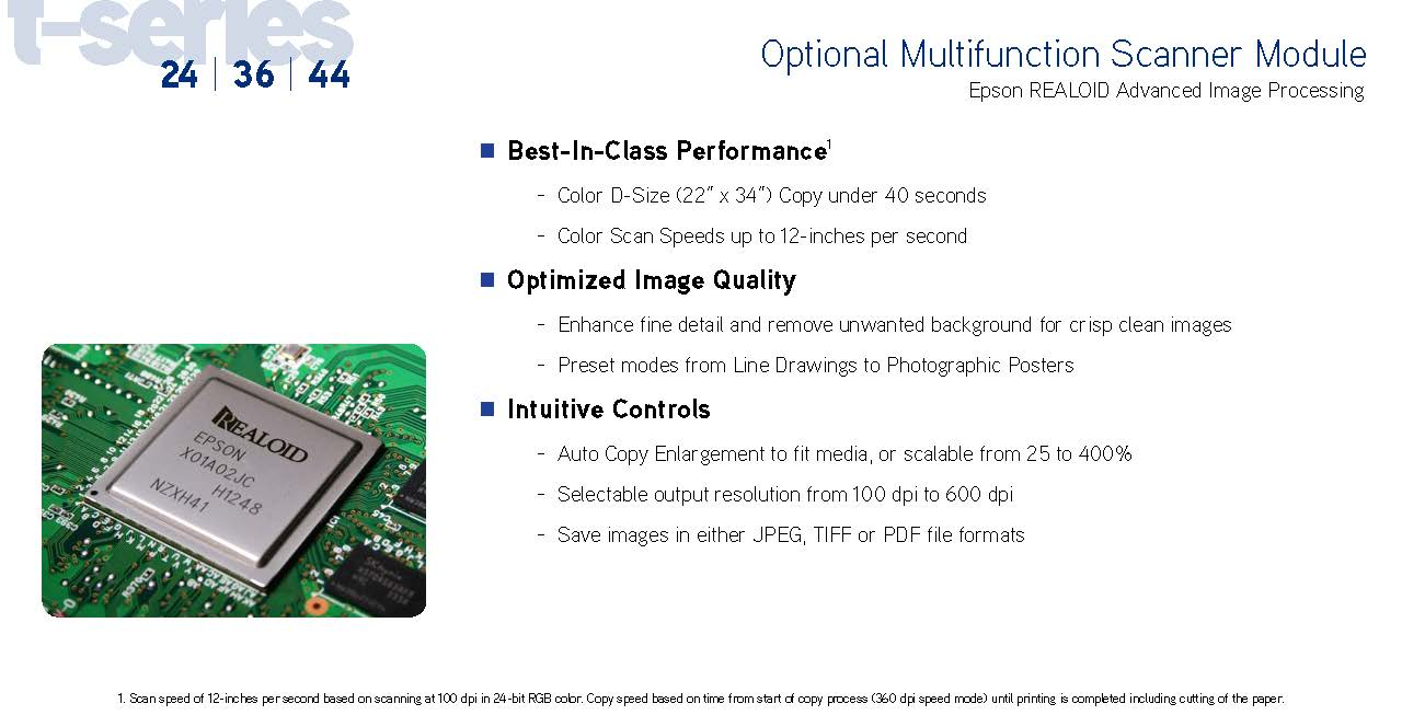 Epson REALOID advanced image processing