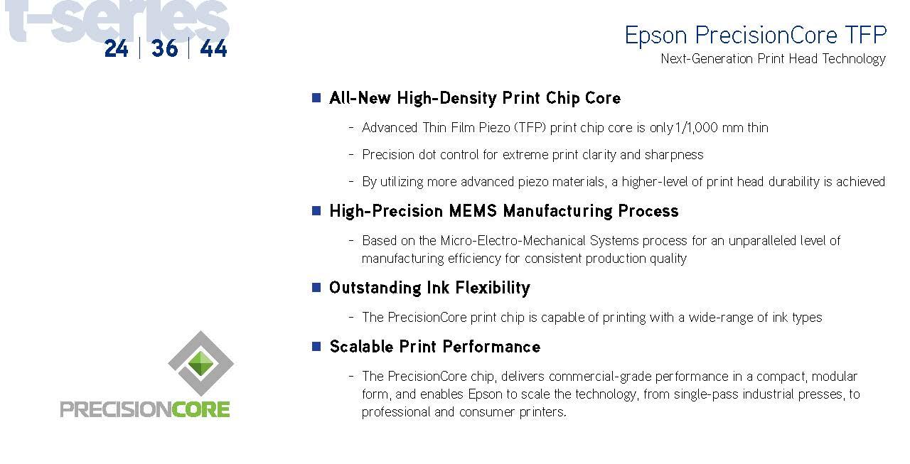 Epson PrecisionCore TFP