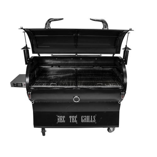 RT-CMG Beast Pellet Grill