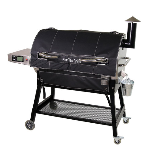 Insulated Cold Weather Cover Rt 700 Amp Rt 680 Rec Tec Grills