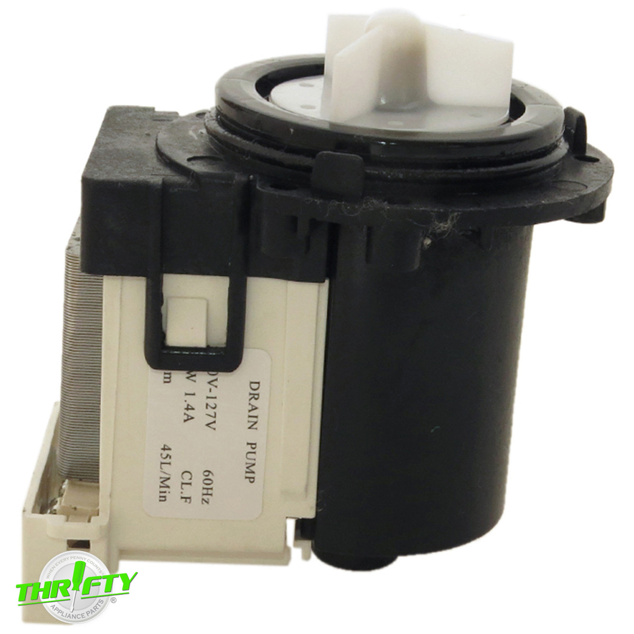 4681ea2001t Washer Drain Pump Motor For Lg Thrifty Appliance Parts