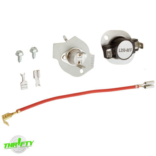Remplacement Fixe Thermostat Pour Amana NED4600YQ1 NED5100TQ1 NED5240TQ0