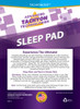 Tachyonized Sleep Pad - Full Body Healing and Balancing Energy 8 Hours a Night