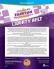 Liberty Belt Directions