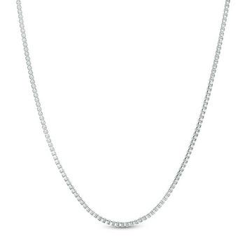 Sterling Silver Box Chain 60cm