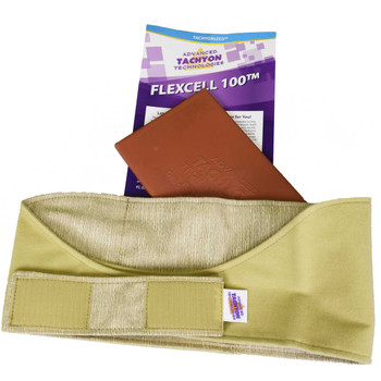 Tachyonized Flex-Cell 100 - Designed for Back Health. The World's Largest Flexible Cell