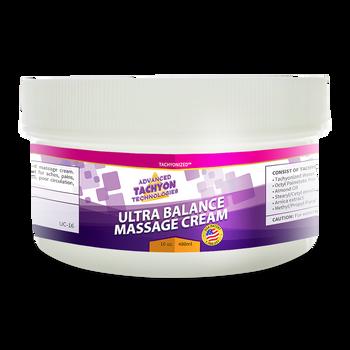 Tachyonized Ultra-Bal. Massage Cream 448g - Professional