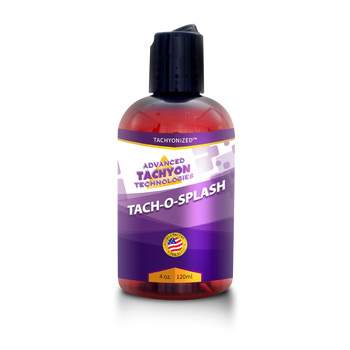 Tachyonized Tach-O-Splash 480ml  - Best Seller - Always