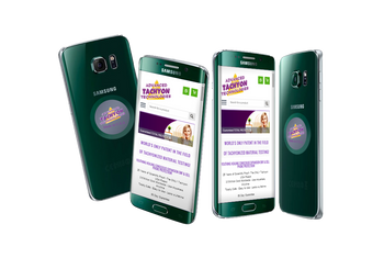 Tachyonized Cell Phone Family Kit. - This Kit Will Protect 5 Cell Phones