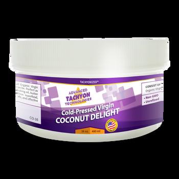Cold-Pressed Virgin Organic Coconut Delight 480ml