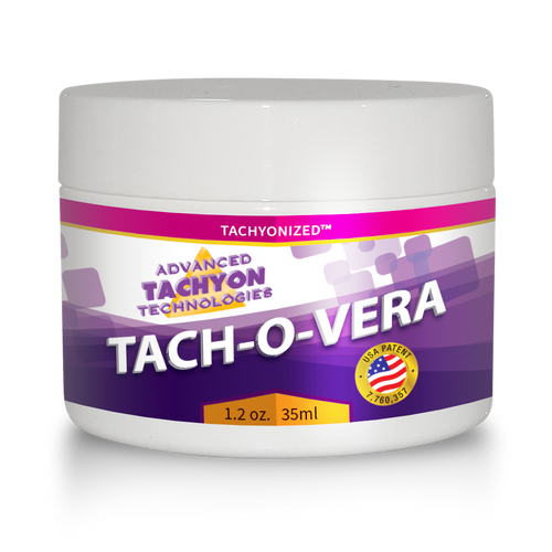 Tachyonized Tach-O-Vera Aloe Gel 35ml