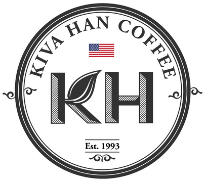 Kiva Han Coffee - Green Beans