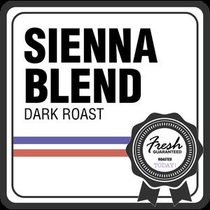 Sienna Blend - DARK Roast