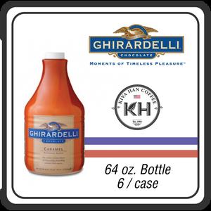 Ghirardelli Sauce - Caramel