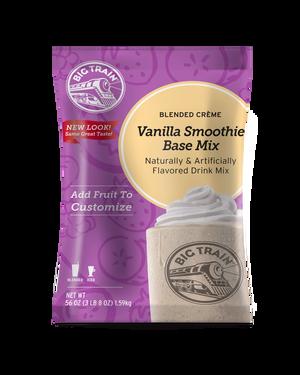 Big Train Vanilla Smoothie Mix - BULK (3.5 lb bag)