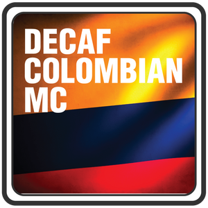 DECAF Colombian MC: Green Beans