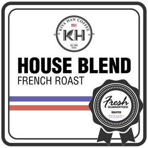 Kiva Han House Blend - FRENCH Roast