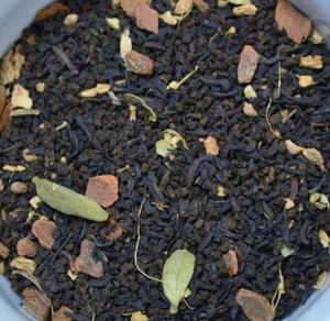 Hē Chá Tea: Traditional Masala Chai  - 1.5 oz Retail Pouch
