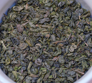 Hē Chá Moroccan Mint Green Tea - 1.5 oz Retail Pouch