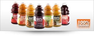 Dr. Smoothie 100% CRUSHED Fruit Concentrate (46 fl. oz)