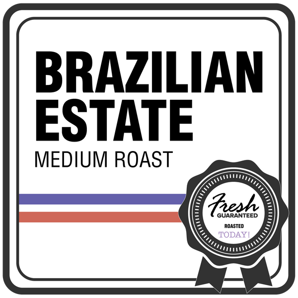 Brazilian Estate - Medium Roast