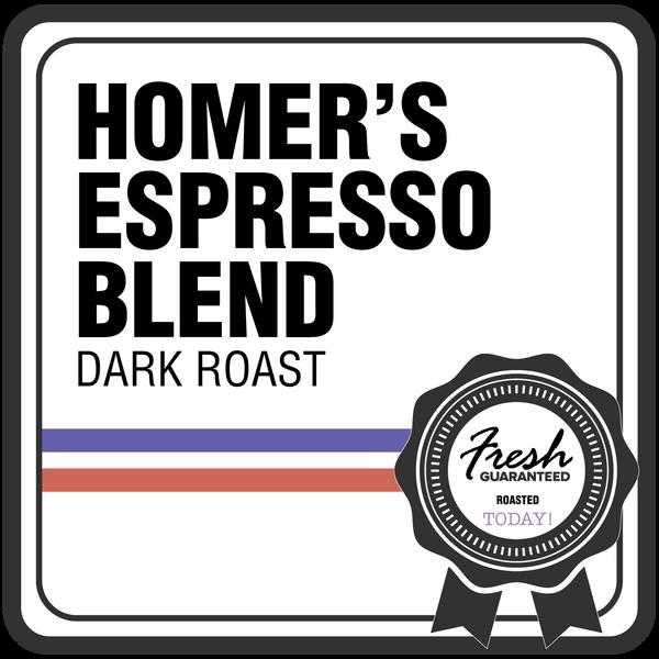 Homer's Espresso Blend