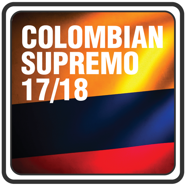 Colombian Supremo 17/18: Green Beans