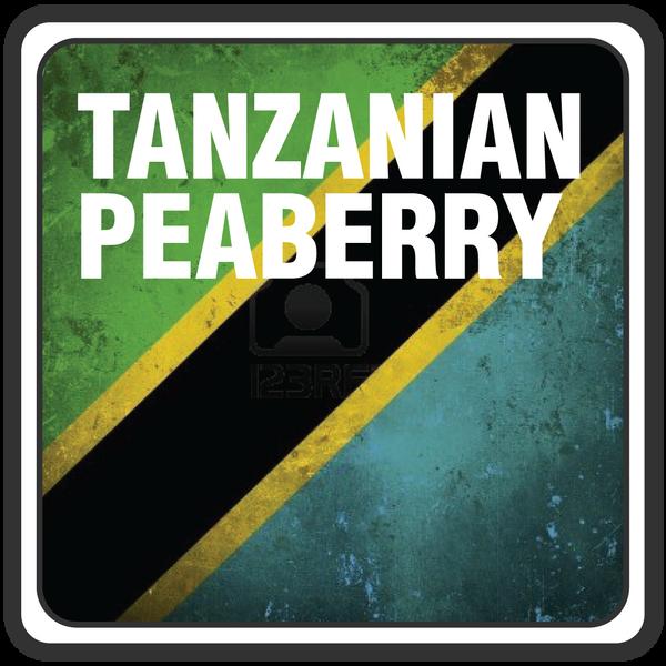 Tanzanian Peaberry: Green Beans