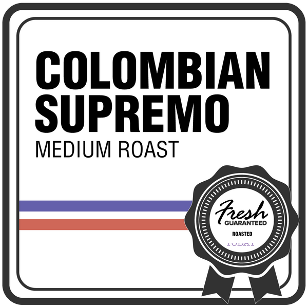 Colombian Supremo - Medium Roast