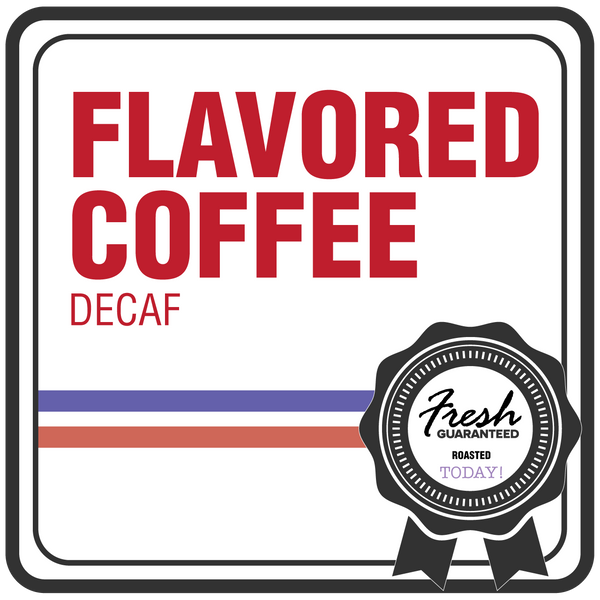 DECAF Flavored Coffee - Retail / Gift