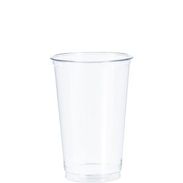 SOLO ULTRA CLEAR PET COLD CUP - 2O OZ