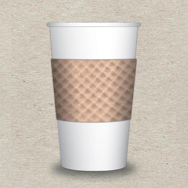 Java Jacke Coffee Sleeves - **NOTE :  NEW - 1200 COUNT **