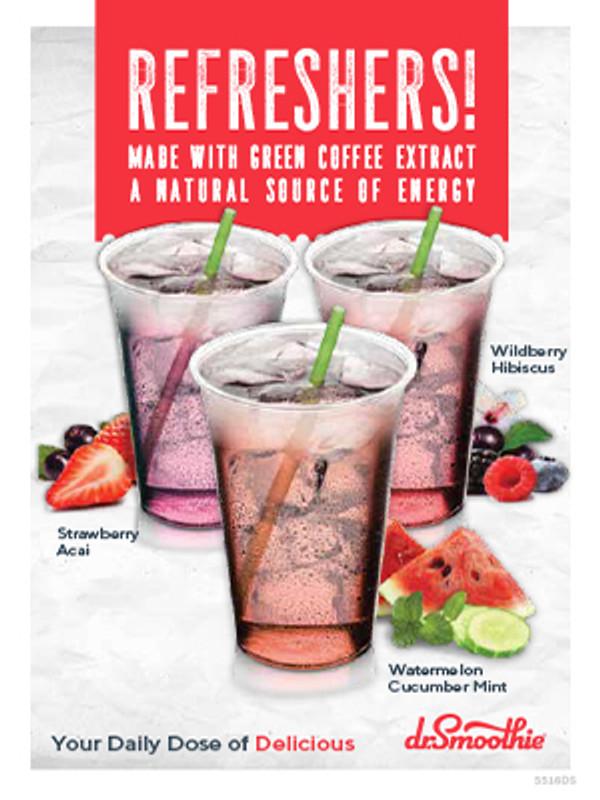 Dr. Smoothie Refreshers - 46 oz Bottle