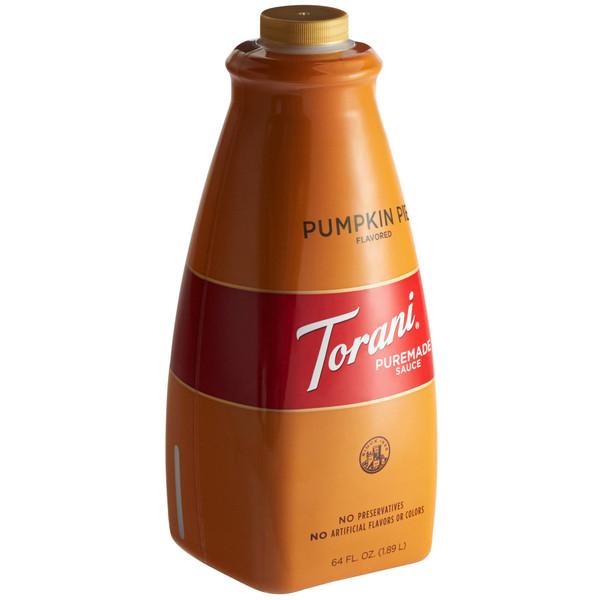 TORANI Pumpkin Pie Sauce (64oz)
