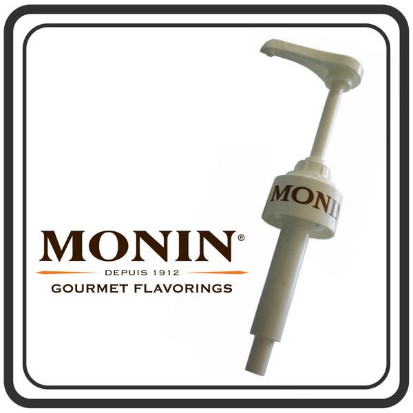 Monin Sauce Pump for 64oz Bottle