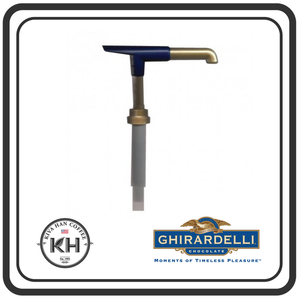 Ghirardelli Sauce Pump