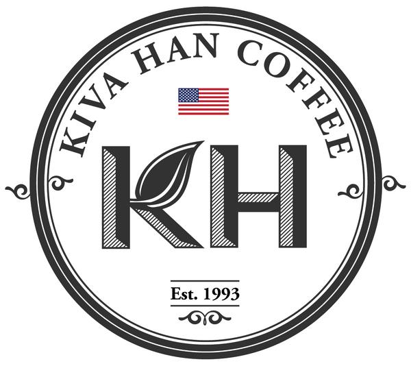 Kiva Han Coffee - Green Beans
