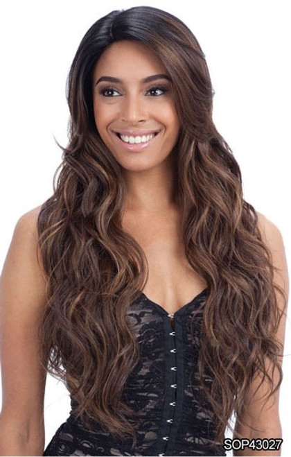Freetress Equal Lace Front Deep Invisible Part Wig Suzie