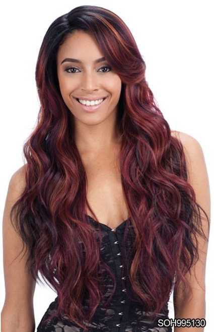 Freetress Equal Lace Front Wig Deep Invisible Part SUZIE