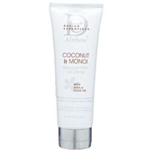 Design Essentials Natural Coconut Monoi Deep Moisture Milk Creme
