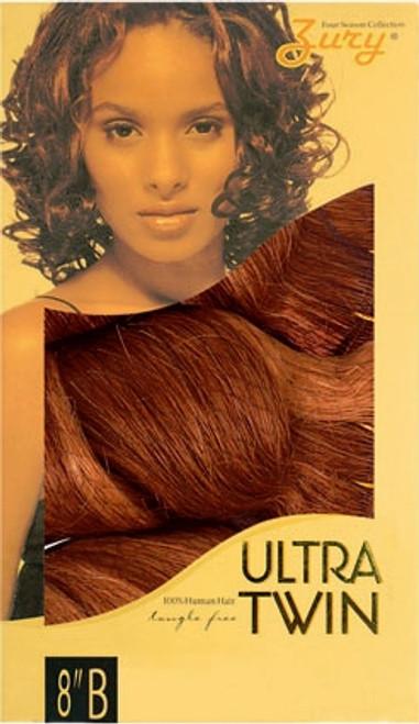 Zury Ultra Twin 100% Human Braiding Hair