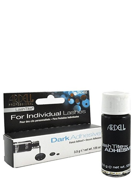 7746e89d95f ARDELL Lash Tite Individual Lashes Adhesive Black 0.125oz