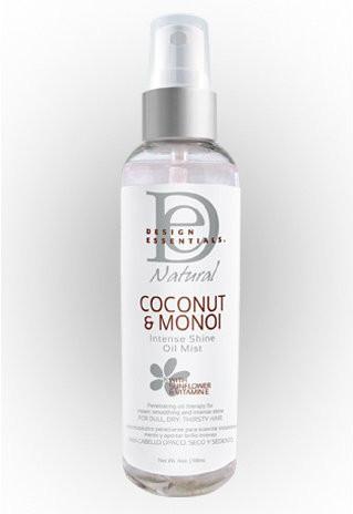 Design Essentials Natural Coconut Monoi 4oz