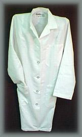 Button down lab coat Sale Save $10.00