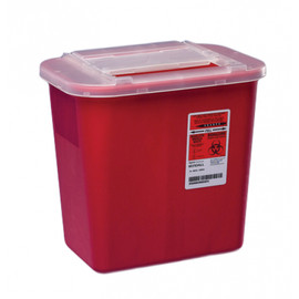 2 Gallon Sharps Container