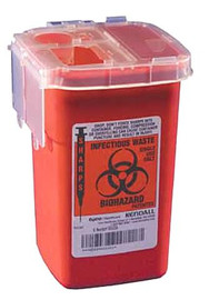 Monoject Sharps Container 1Qt.