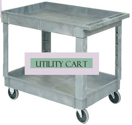 RubberMaid Utility Cart Call to Order