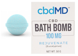 CBD Bath Bomb Rejuvenate