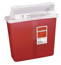 5 Quart SharpSafety Safety Container